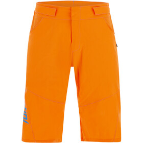 Santini Selva MTB Shorts Men, pomarańczowy